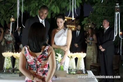 Matrimonio en Noche Buena.