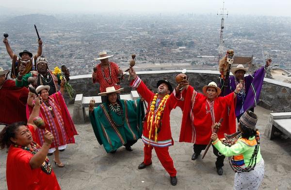 PERU-CHAMANES