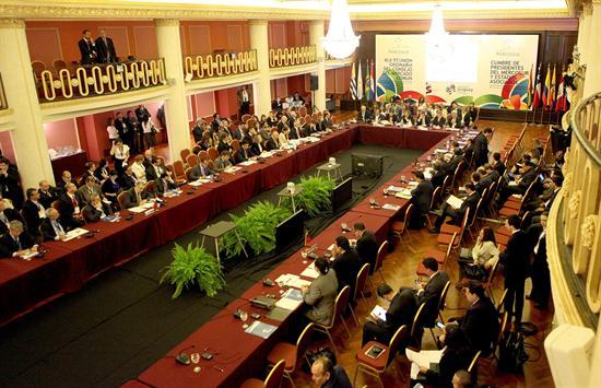 Cumbre del Mercosur