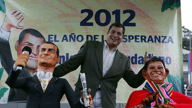 enlace Correa