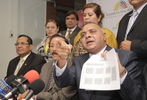 GALO LARA HABLA SOBRE JUICIO POLITICO A MINISTRA DE INCLUSION ECONOMICA