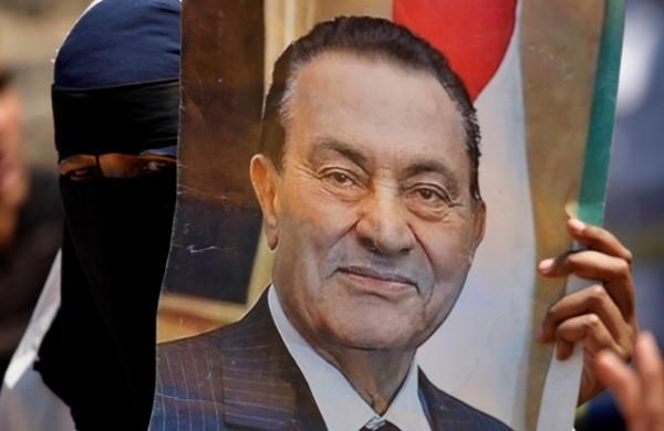 EGIPTO-MUBARAK