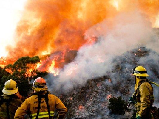 incendio Patagonia