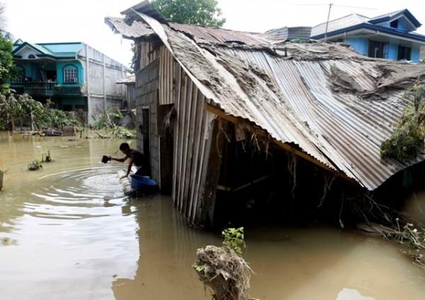 FILIPINAS-INUNDACIONES