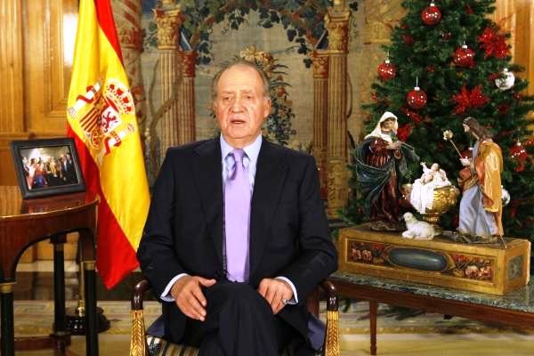 rey de españa mensaje navidad