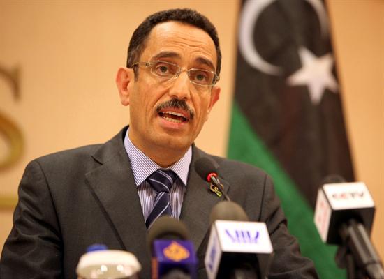 vicepresidente Libia