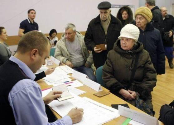 votaciones Rusia