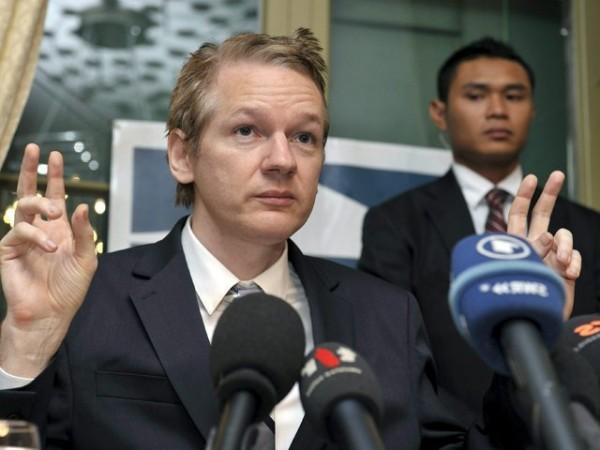 Assange tv