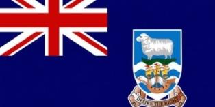 Bandera Falklands