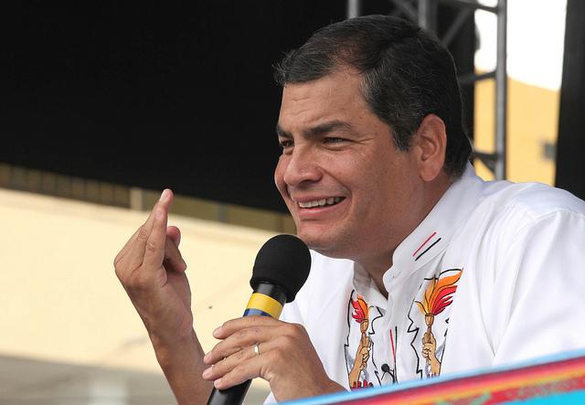 Correa enlace