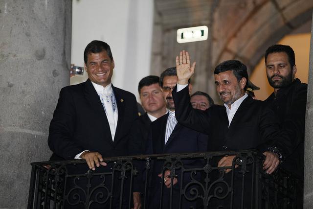 Ecuador iran