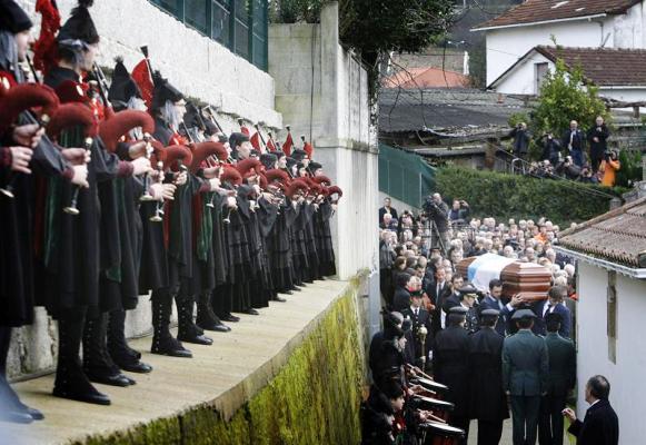 Fraga entierro