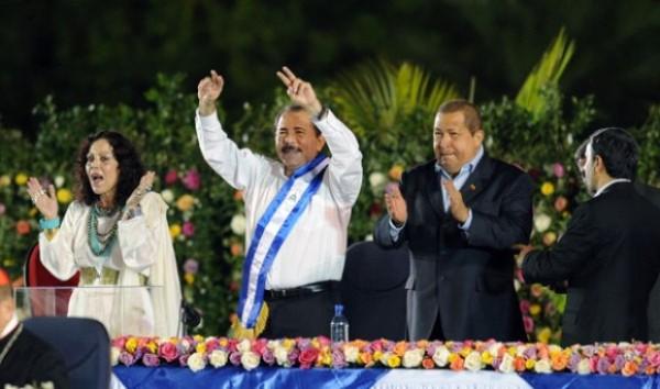 Ortega-tercer mandato