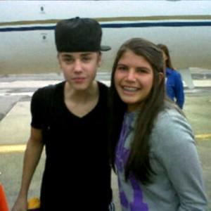 Rosines con Bieber