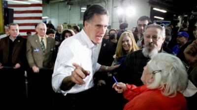 Romney ha empezado ya la campaña en Florida.