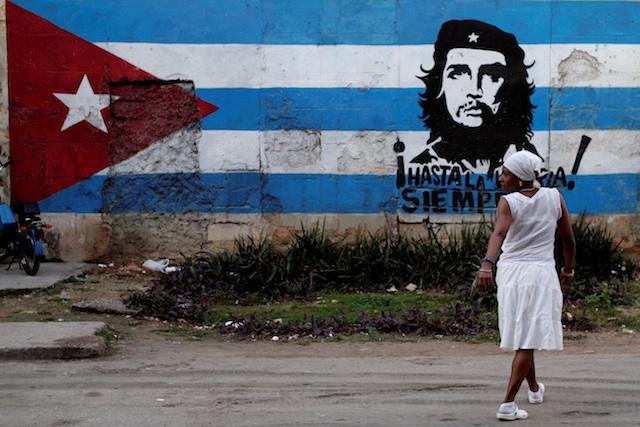 CUBA-COMUNISTAS