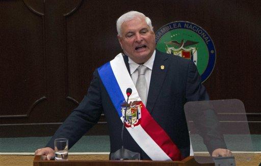 PANAMA-MARTINELLI
