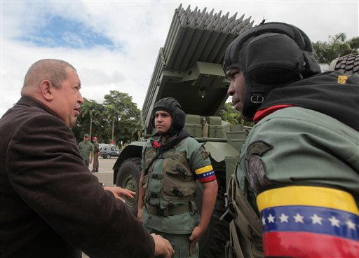 VENEZUELA-CHAVEZ CANCER