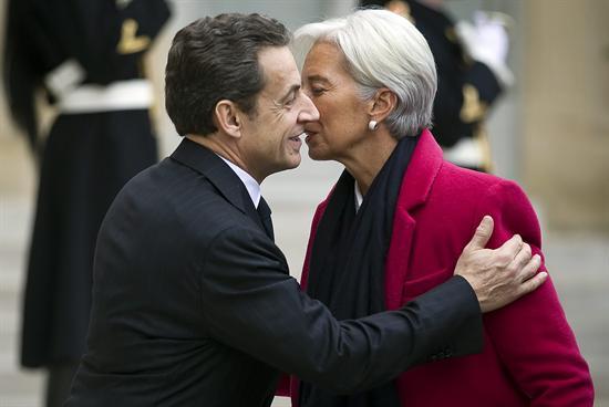 Sarkozy - Legarde