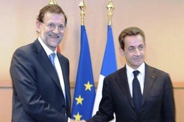 Sarkozy Rajoy