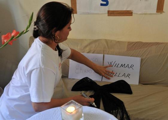 Wilmar Villar muerte