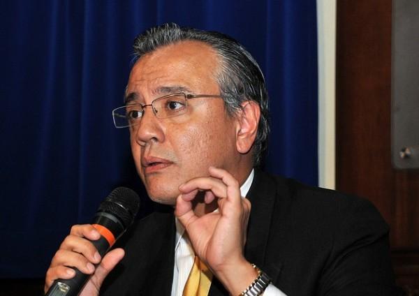 Alexis Mera, Secretario Jurídico de la Presidencia. Foto de Archivo, La República.