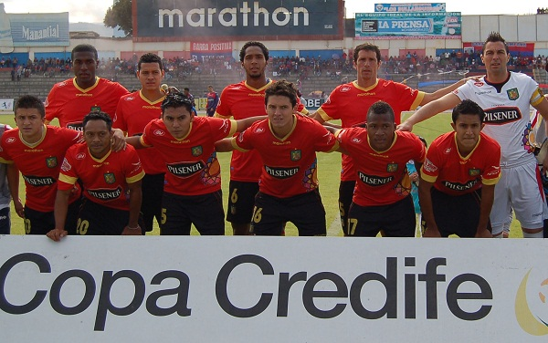 Olmedo y Deportivo Cuenca