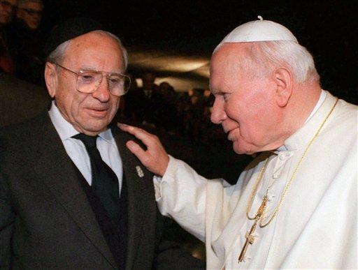 John Paul II, Jerzy Kluger