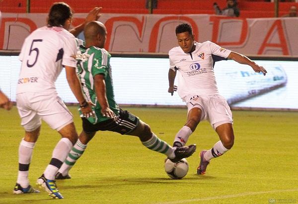 Ángel Cheme demostró estar en óptimas condiciones físicas y técnicas pese a la suspensión.