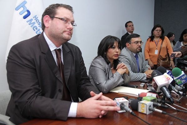 RUEDA DE PRENSA DEL CONSEJO DE LA JUDICATURA TRANSITORIO