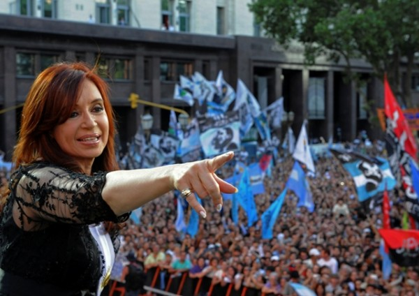ARGENTINA-FERNANDEZ