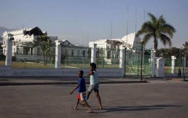 HAITI-TERREMOTO-CAMPAMENTOS