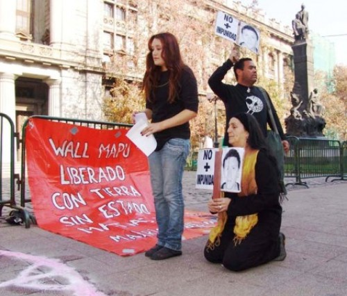 mapuche asesinado
