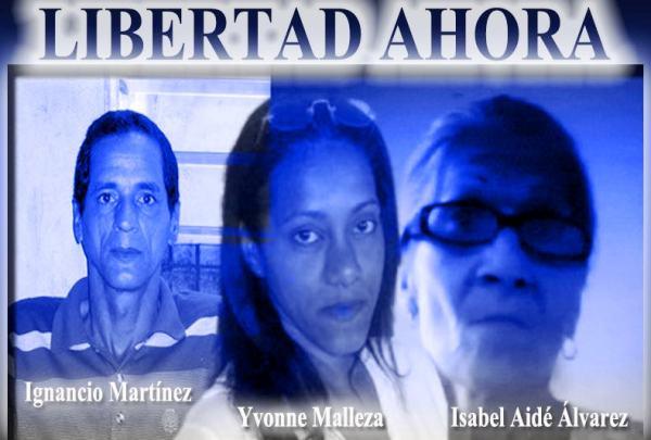 presos de conciencia liberados