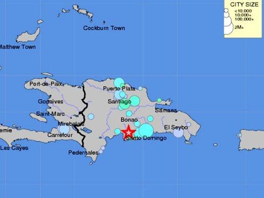 sismo repub dominicana