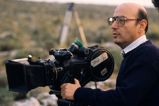 Greek Film Director Theo Angelopoulos