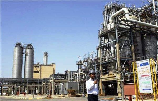 Iran petroleo