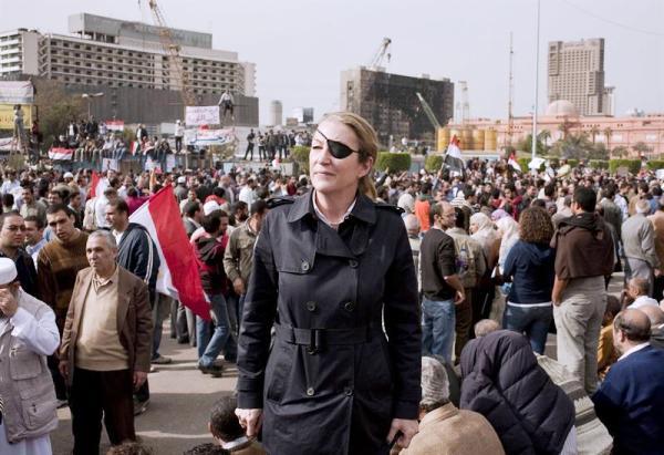 Marie Colvin periodista asesinada