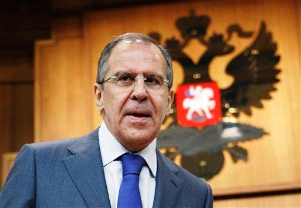 El canciller ruso Serguei Lavrov. Foto de Archivo, La República.