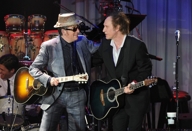 Elvis Costello, Ray Davies