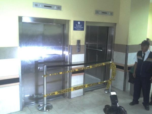 ascensor hospital