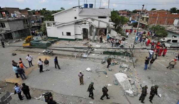 COLOMBIA-ATENTADO
