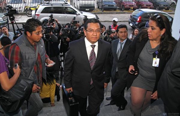 ABOGADO CAMPAÑA ACUDE A LA CORTE NACIONAL DE JUSTICIA