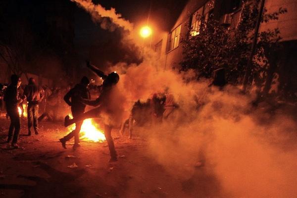egipto caos