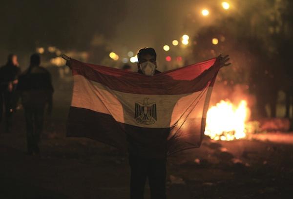 EGIPTO-VIOLENCIA
