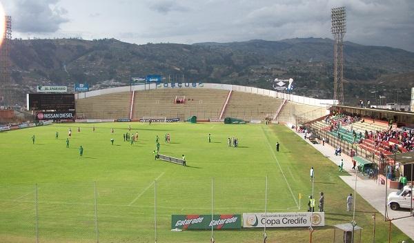 Foto de archivo del estadio Bellavista de Ambato. Foto API.