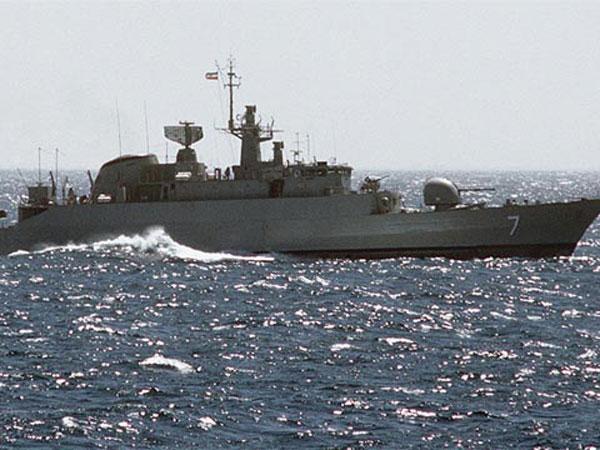 flota iraní