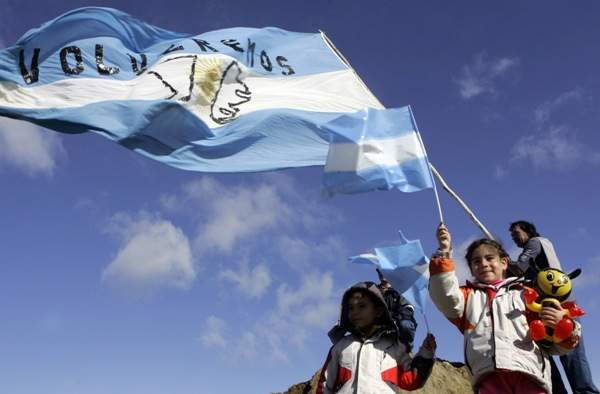MALVINAS-ARGENTINA