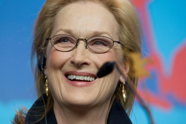 Meryl Streep, actriz. Foto de Archivo, La República.