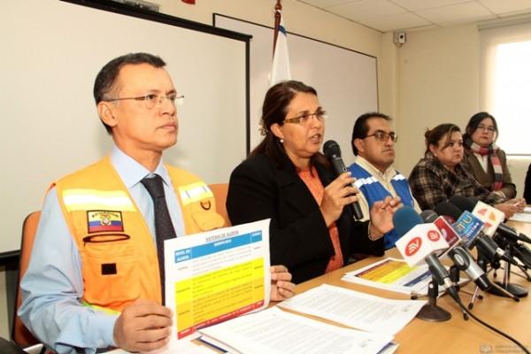 SECRETARIA NACIONAL DE GESTION DE RIESGOS